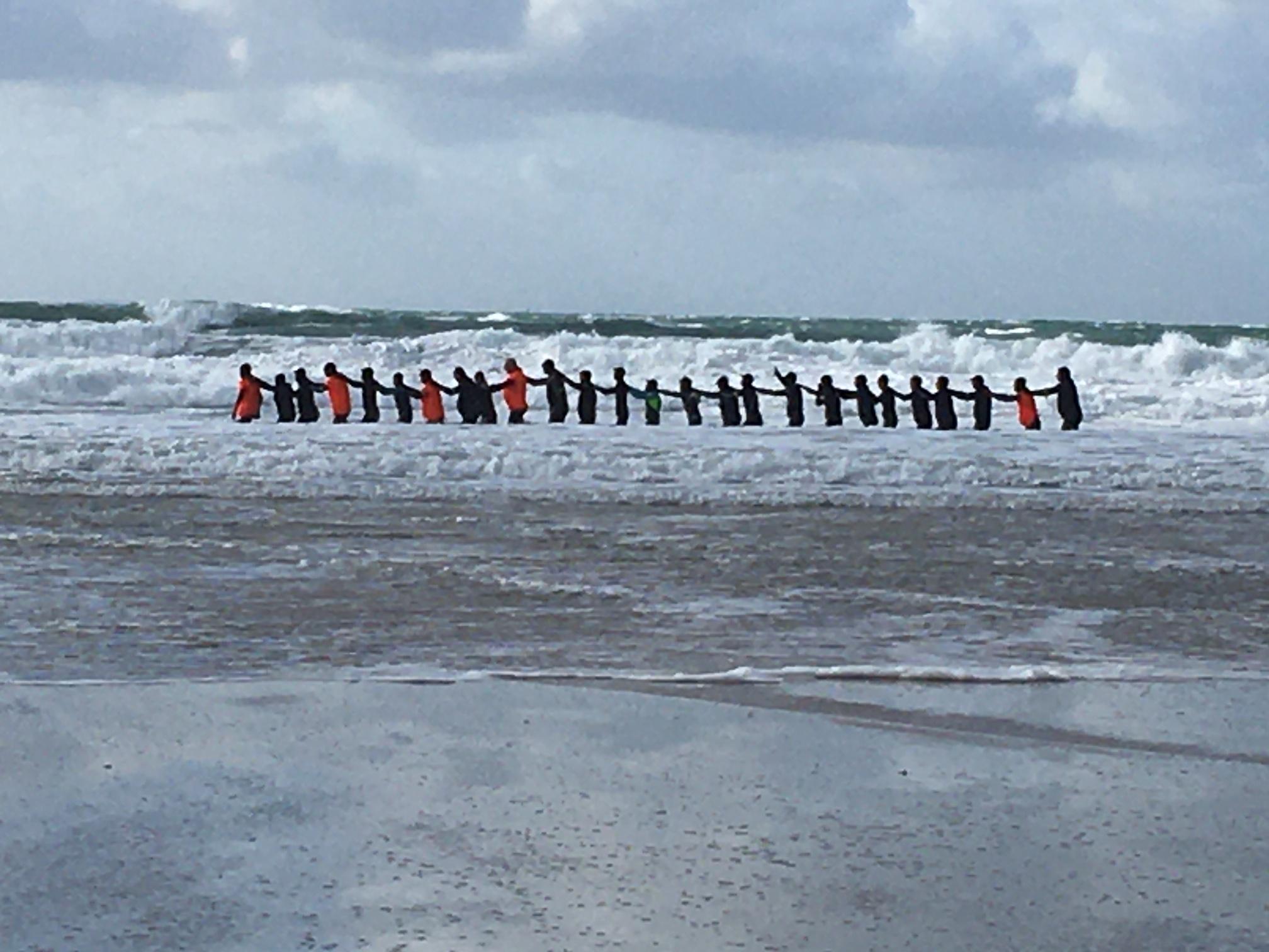 Marche aquatique du samedi