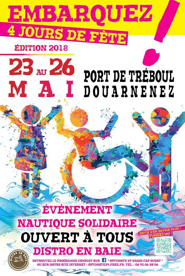 Illustration Fêtes et manifestations DISTRO EN BAIE