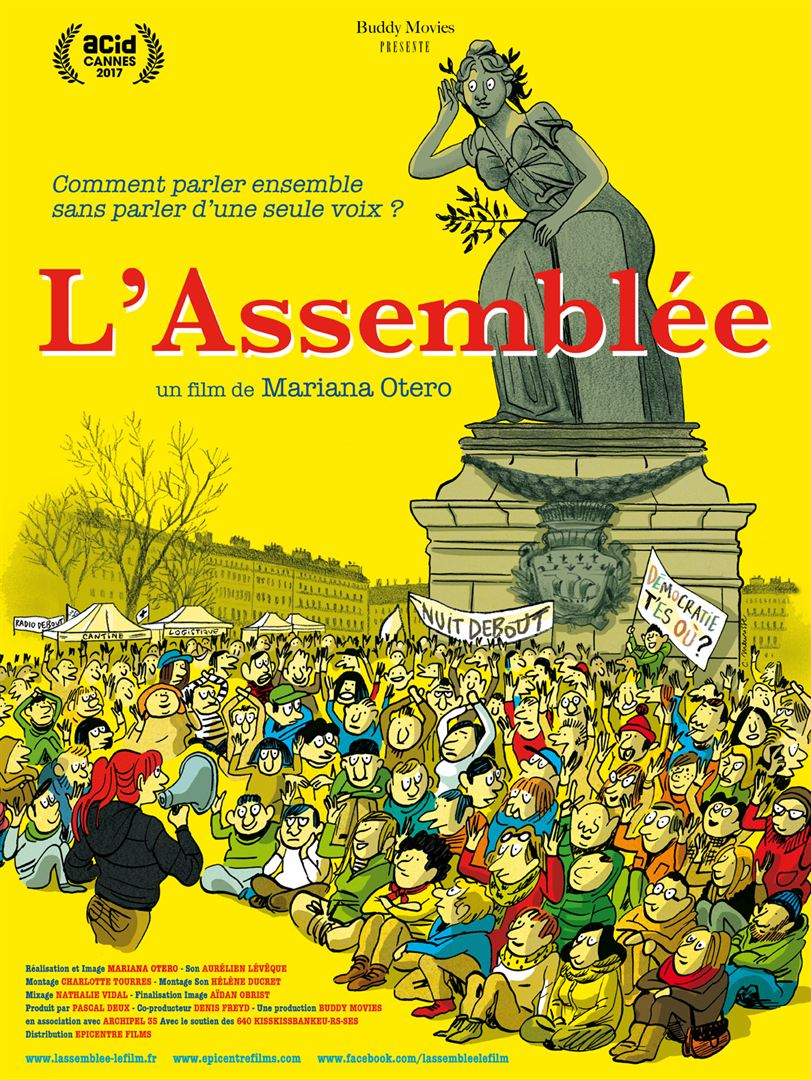 Illustration Fêtes et manifestations Ciné Documentaire