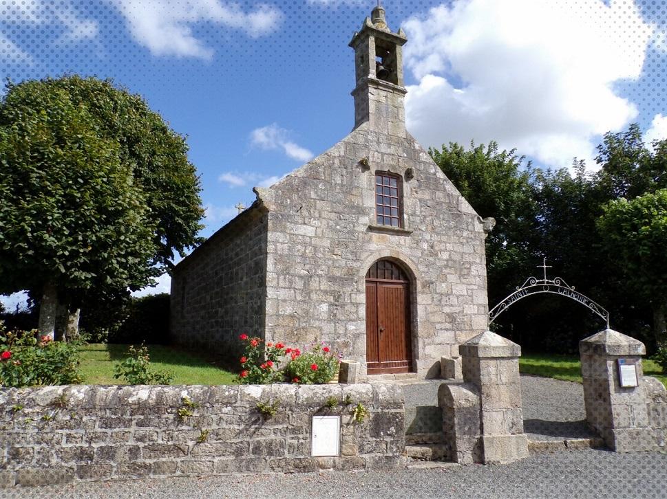 Présentation de l'histoire du village de Sainte-Catherine