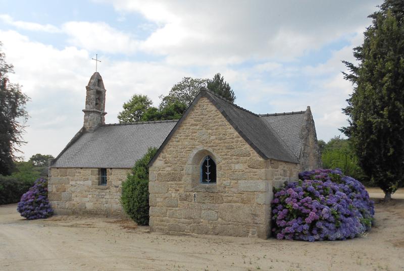 Journ es europ ennes du patrimoine visite de la chapelle saint jean de p nity kerien 15 09 - Cinema porte de la chapelle ...