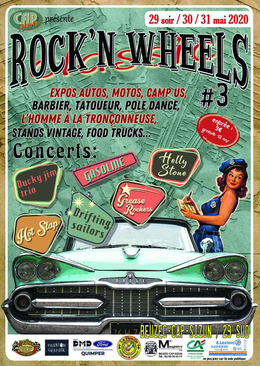 Rock'n Wheels #3