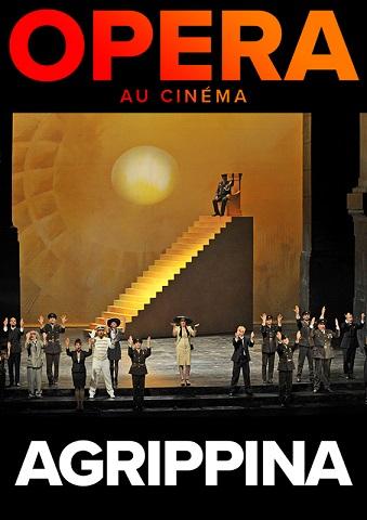 "Retransmission Opéra ""Agrippina"""