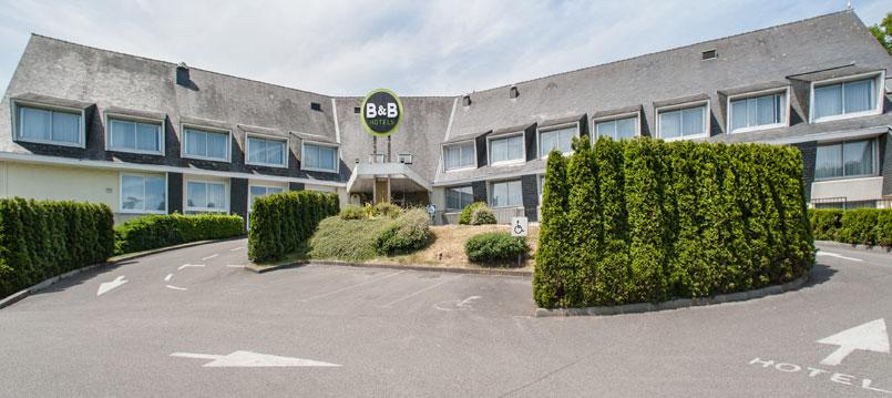 Hôtel B&B Quimper Sud Bénodet