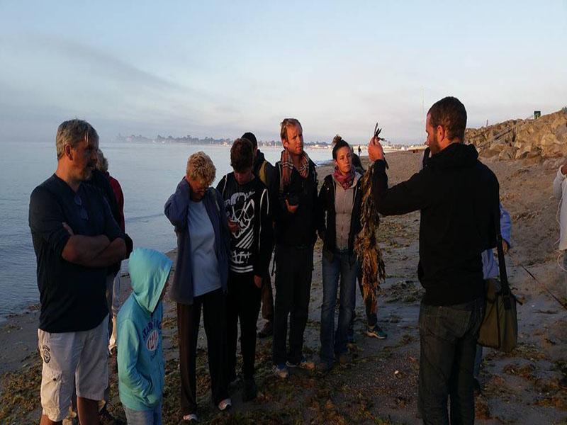 Balade nature Découverte du bord de mer