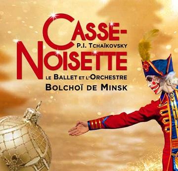 Casse-Noistte Ballet & Orch. Bolchoi de Minsk