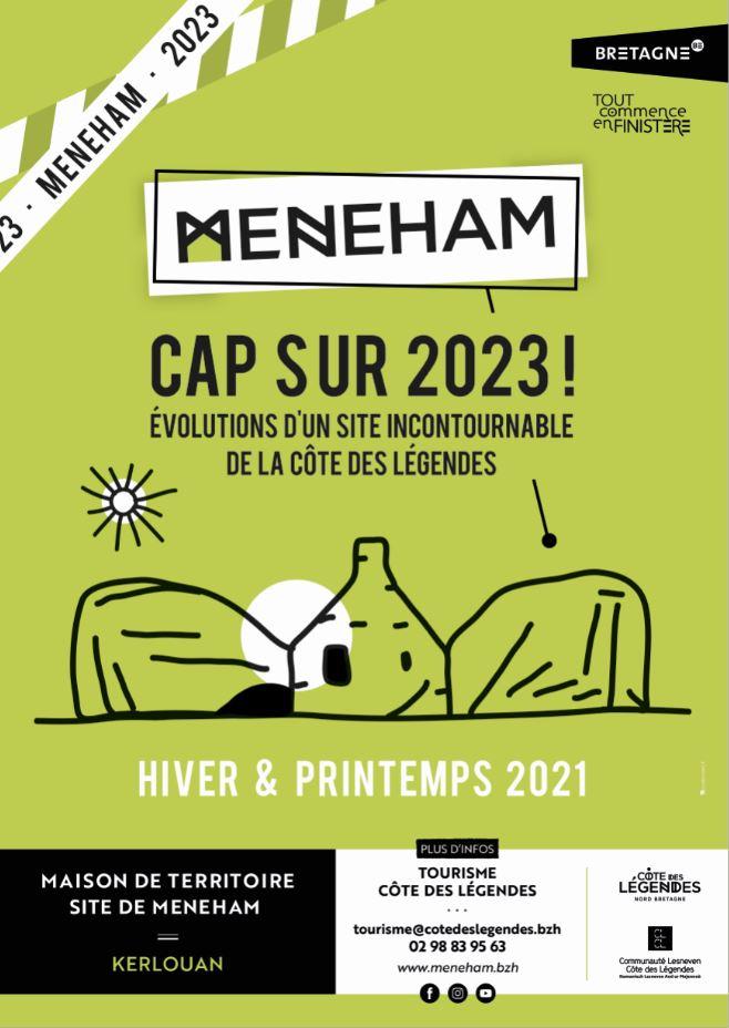 Meneham, cap sur 2023