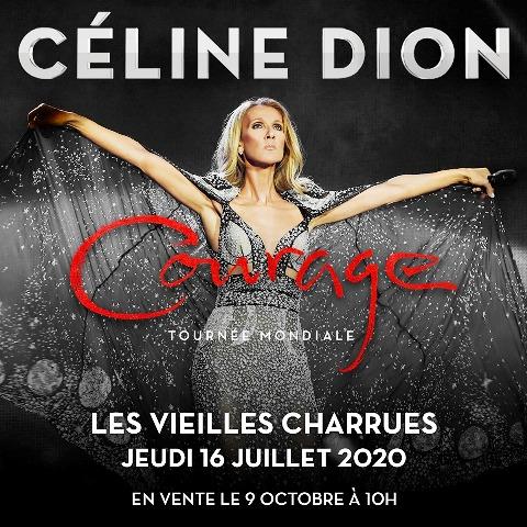 REPORTE : Festival des Vieilles Charrues 2020 - Concert de Céline Dion