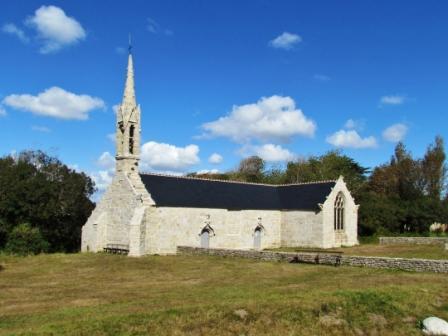 Journée du patrimoine à la chapelle Saint Trémeur
