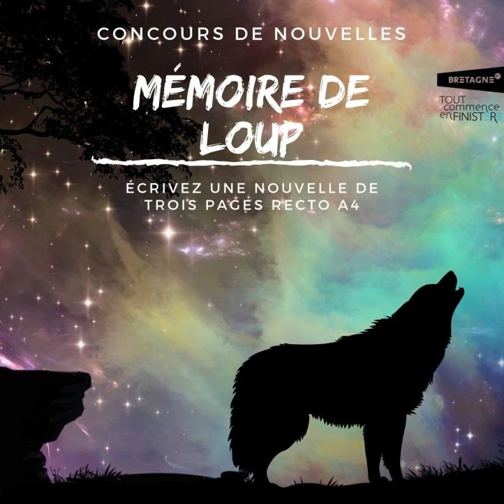 """Concours de nouvelles """"Mémoire de Loup"""""""