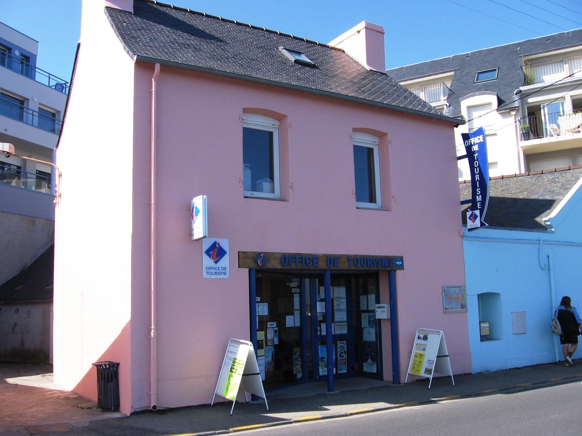 Office de Tourisme Presqu'île de Crozon - Aulne Maritime - Accueil de Camaret-Sur-Mer