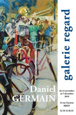 Exposition Daniel Germain