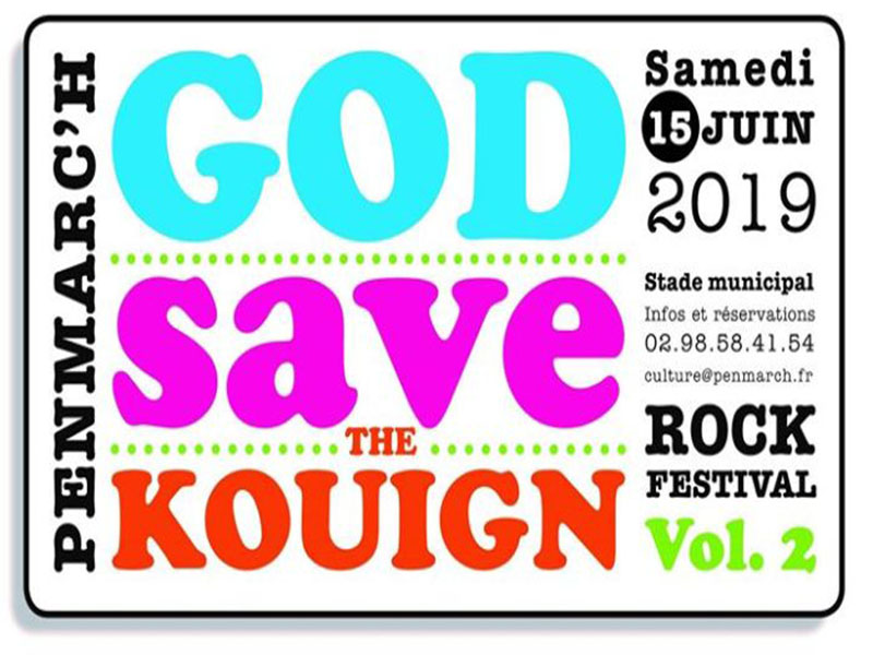 Festival God Save The Kouign