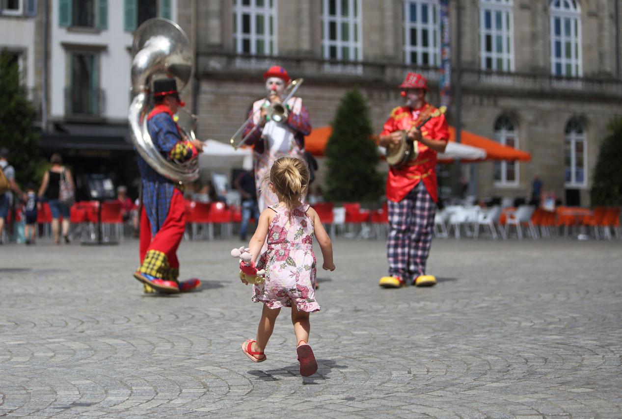 Festival Les Enfants sont des Princes