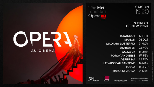 "Retransmission Opéra ""Porgy and Bess"""