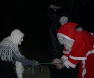 Rando des lutins de Noël - Bale an ozeganed ispitial evit Nedeleg
