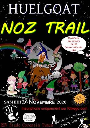 Noz Trail à Huelgoat