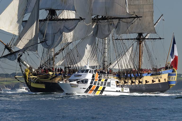 Compagnie maritime de La Rade Le Brestoâ