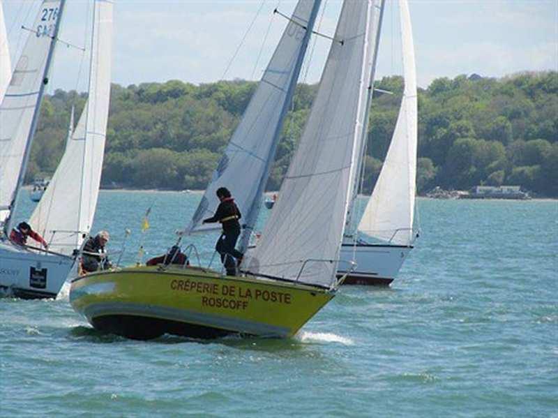Challenge Comptoir de la mer - Régates du Yacht Club