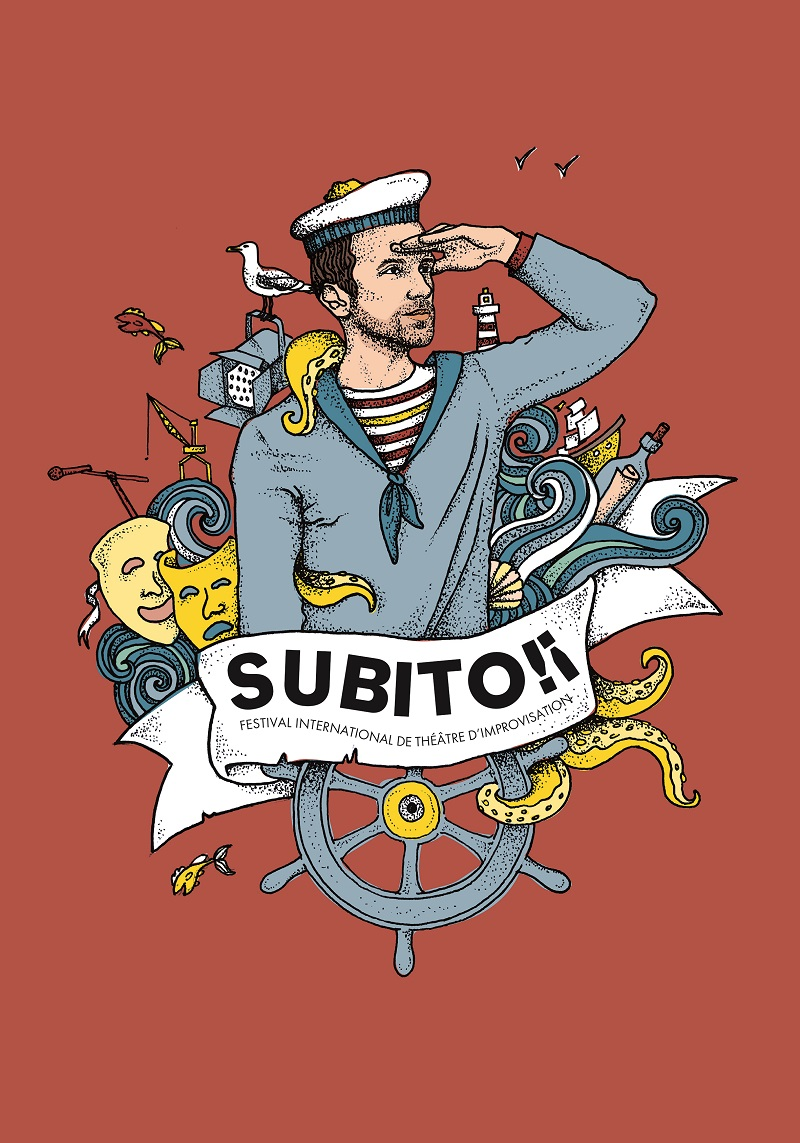 Subito !¡ Festival international de théâtre d'improvisation