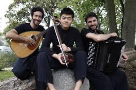 Concert : Schinear, de la Chine aux Balkans