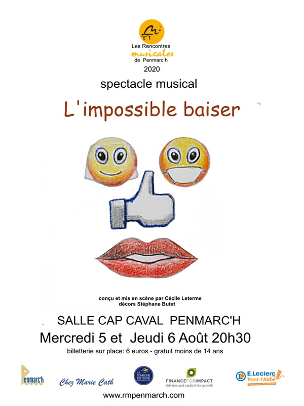 Spectacle musical des enfants