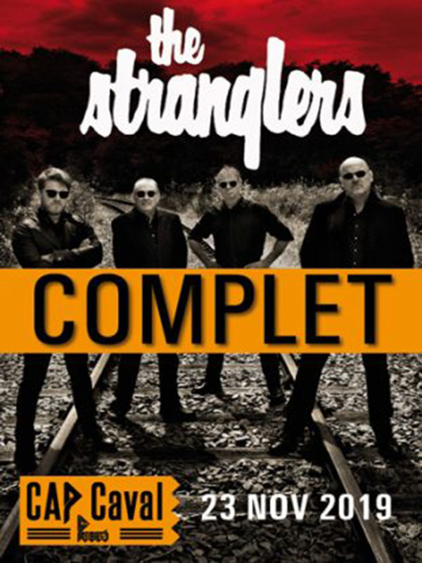 Concert Pop Rock - The Stranglers + The Ruts DC (1ère partie)