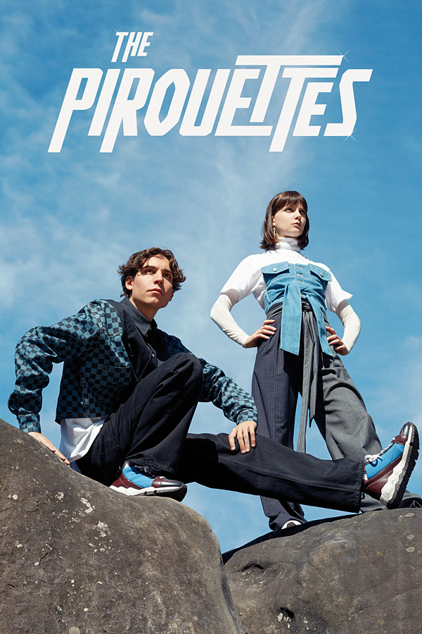 The Pirouettes !