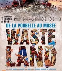 Ciné-discussion Waste Land