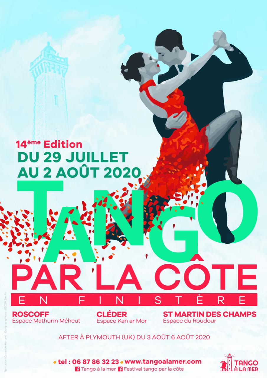 Festival Tango par la Côte en Finistère