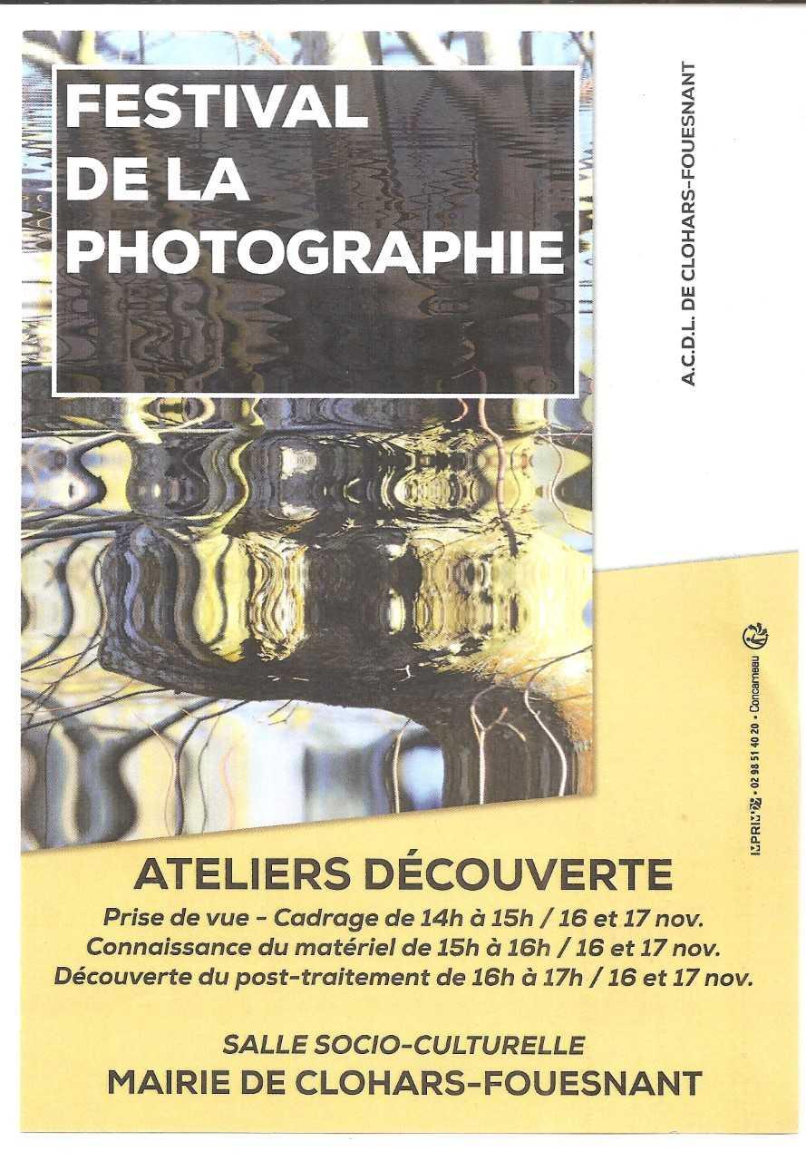 1er Festival de la photographie