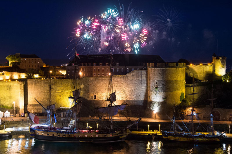 Brest 2020 - Fêtes maritimes internationales - REPORTÉ