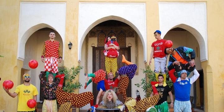FIQ ! (Réveille-toi !) - Festival Circonova - Cirque