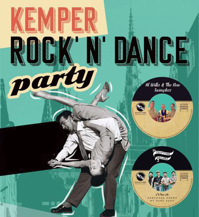 Kemper Rock'n dance party - RockaBelt &Friends