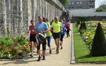Visite guidée « Run in Breizh, le come-back ! »