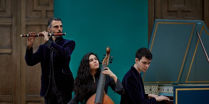 Trilogue - Les Musiciens de Saint-Julien - Musique